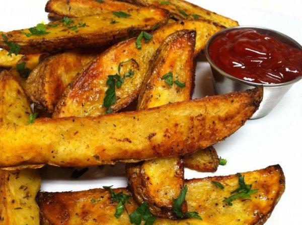 Ученые: Употребление жареной картошки грозит ранней смертью