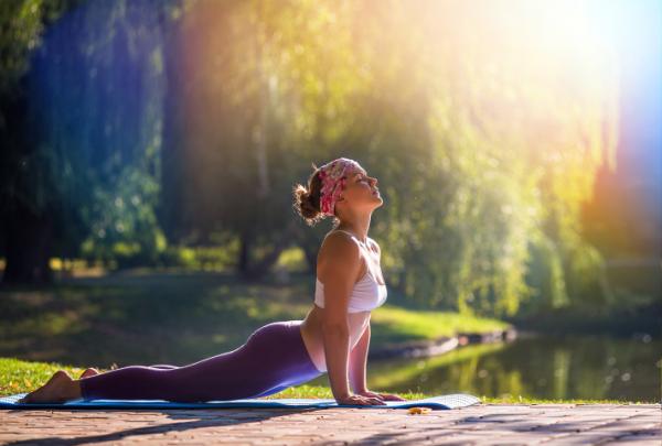 Коврики для йоги могут стать причиной бесплодия
