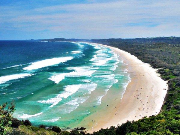 Охранять пляжи Австралии станут дроны и искусственный интеллект