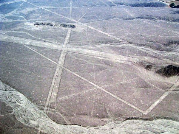 Ученые назвали линии Наска взлетной полосой для НЛО