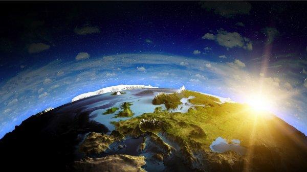 Ученые заявили, что новая среда обитания зародилась на Земле после Ледникового периода