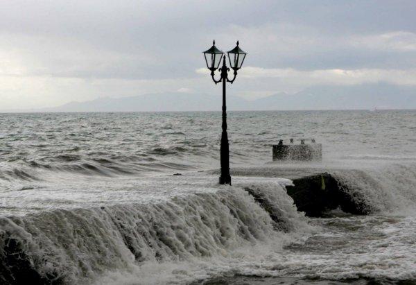 Климатологи: Из-за повышения уровня моря удвоится число наводнений
