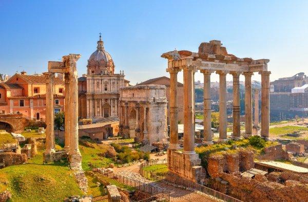 Ученые: Древние римляне страдали от отравлений свинцом