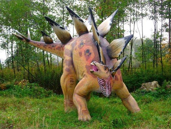 Останки динозавра, жившего 70 миллионов лет назад, нашли в Танзании