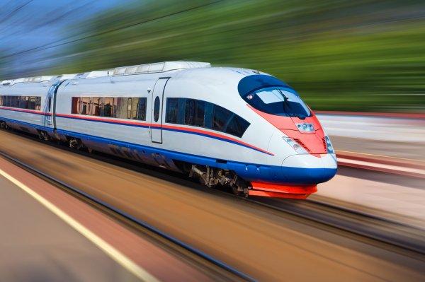 Китай запустит новый сверхскоростной поезд