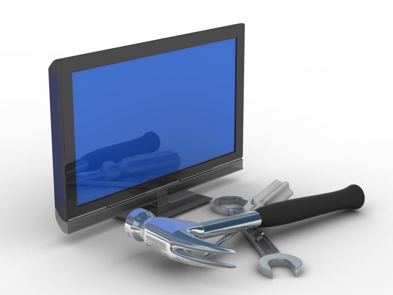 Качественный и недорогой ремонт современных телевизоров
