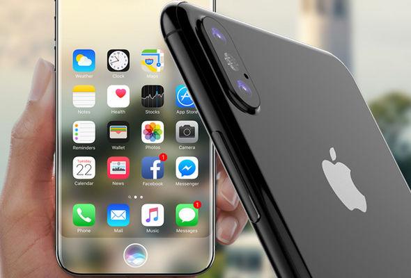 Самая ожидаемая новинка этой осени — iphone-8