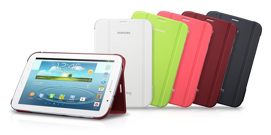 Защитные чехлы и другие аксессуары для Samsung Galaxy Note 8