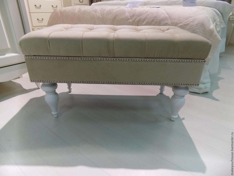Пуфики с ящиками – незаменимый предмет мебели для прихожей