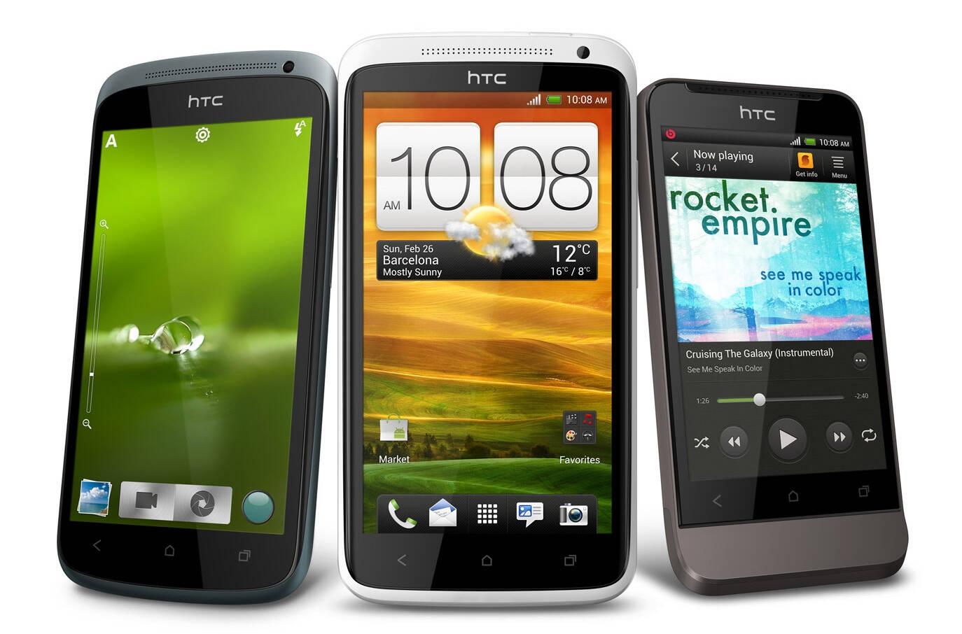 Большой каталог продукции HTC в Алматы