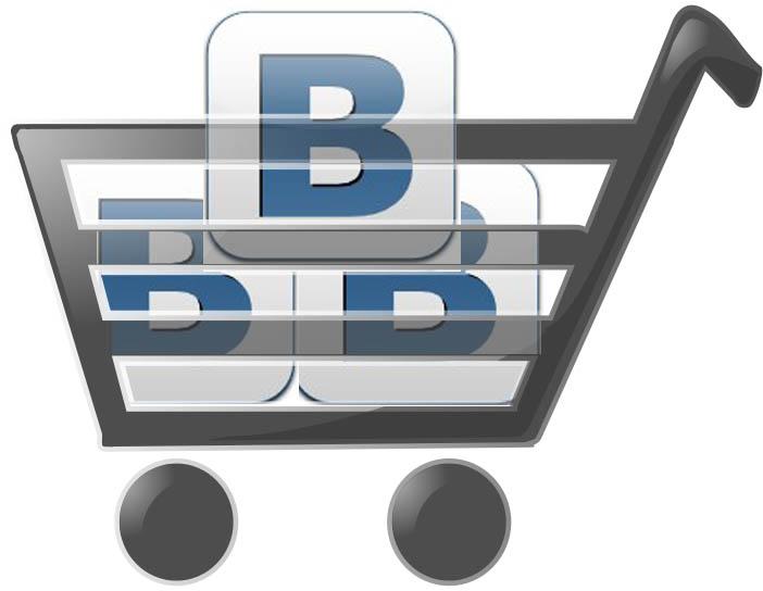 Покупка аккаунтов ВК для раскрутки бизнеса