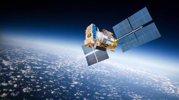 Опубликовано видео уничтожения спутника Telkom-1
