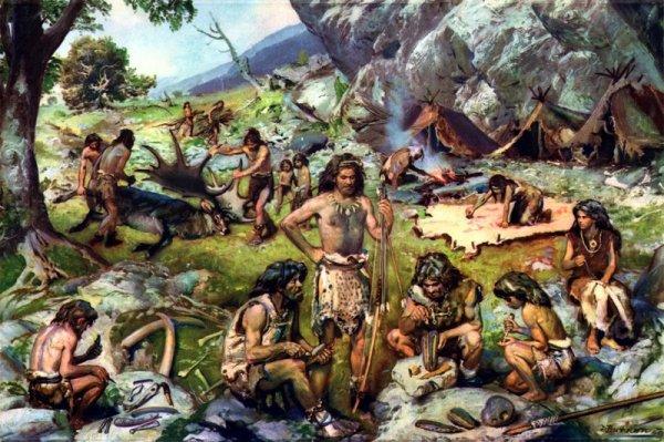 В Иркутской области нашли жилище древнего человека с каменной мебелью