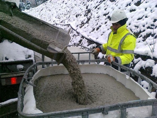 Ученые из Томска создали сверхпрочный цемент