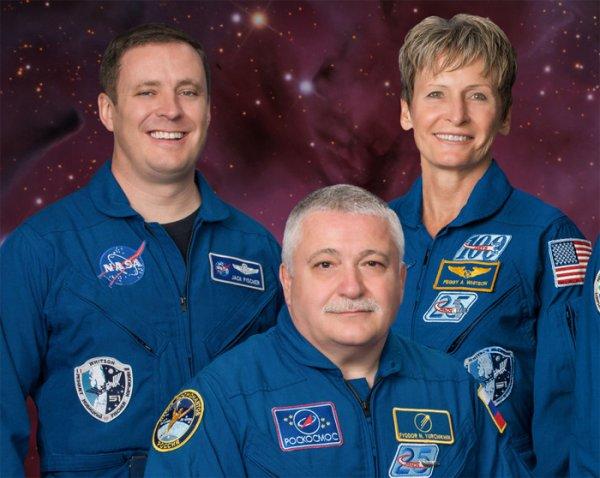 Возвращение экипажа МКС на Землю запланировано на 3 сентября