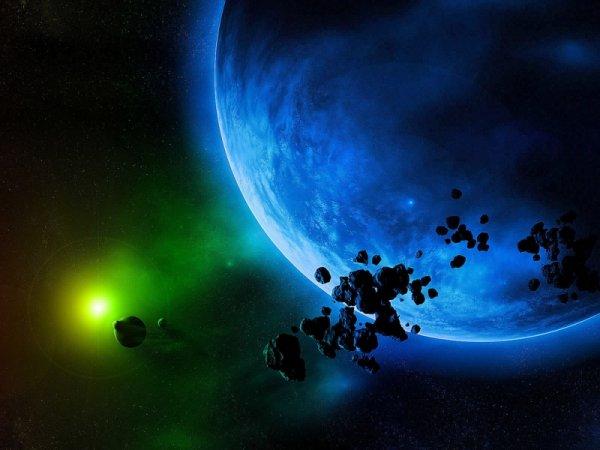 Ученые сообщили, что Земле угрожают несколько миллионов метеоритов