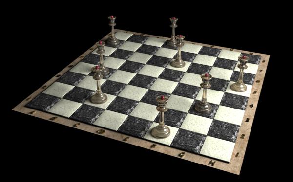 Ученые из Великобритании предложили миллион тому, кто разгадает шахматную загадку