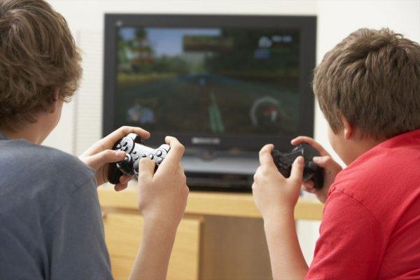 Ученые: Чтобы избавиться от стресса на работе, нужно играть в видеоигры