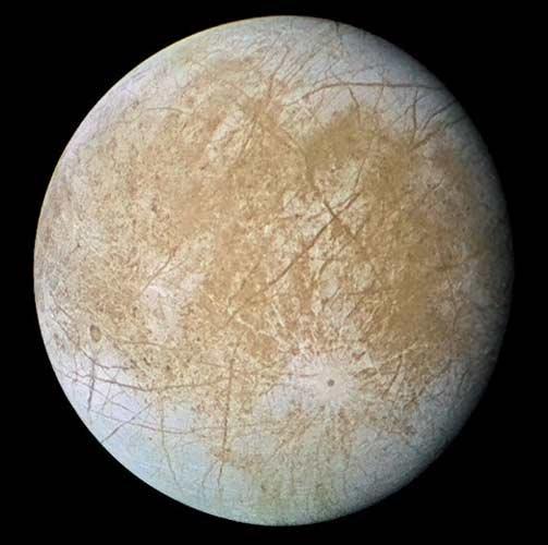 Российский ученый изобрел уникальный способ изучения спутника Юпитера