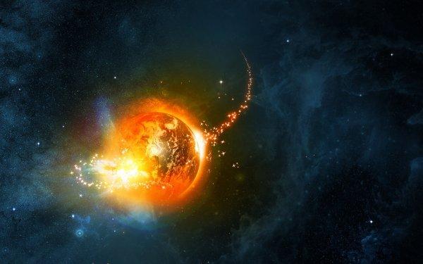 Нумеролог из США Дэвид Мид рассказал, как выглядит планета-убийца Нибиру