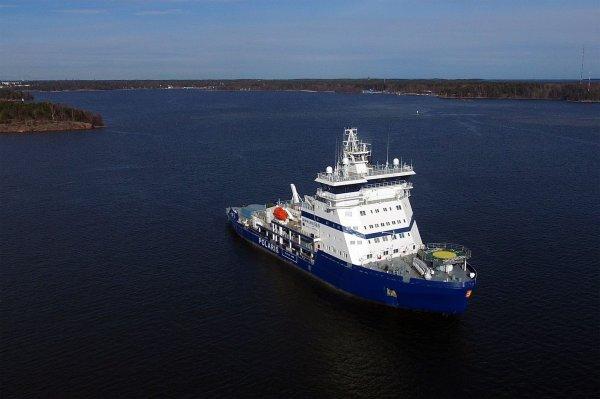 «Росатомфлот» заказал в Финляндии концептуальную разработку ледокола на природном газе