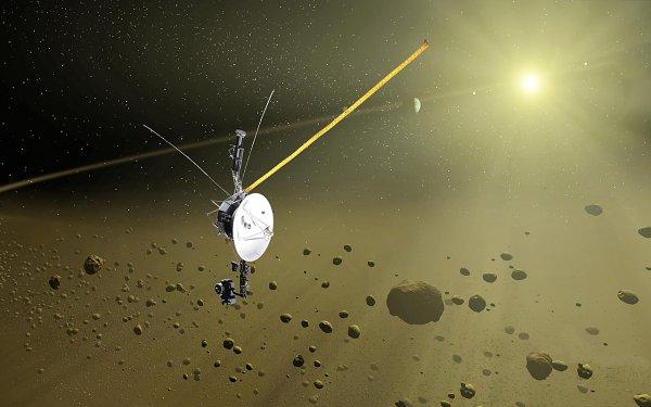 Сегодня NASA отмечает 40 лет с момента запуска Voyager 1