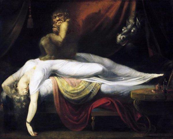 Эксперты рассказали, какие мистические вещи происходят с человеком во сне
