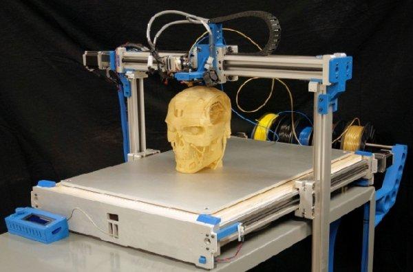Российские ученые разработают программу для печати костей и органов