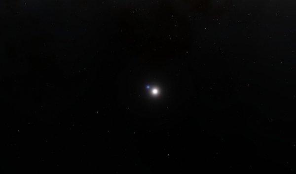 Над Ставропольем в небе заметили «НЛО»