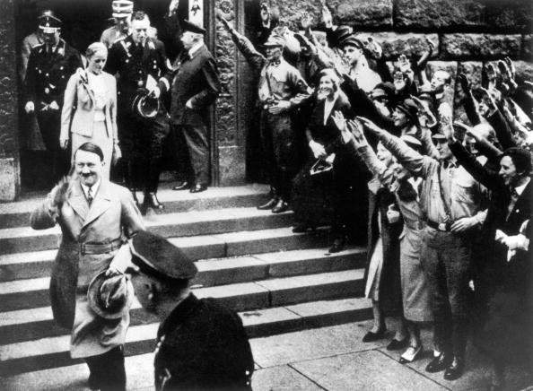 Историки заявили о большой увлечености Гитлера окукультизмом