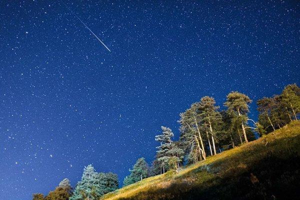Ученый: В небе над Краснодаром мог сгореть спутник