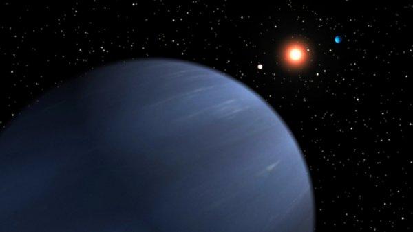 Учеными был обнаружен свет на необитаемой суперзвезде