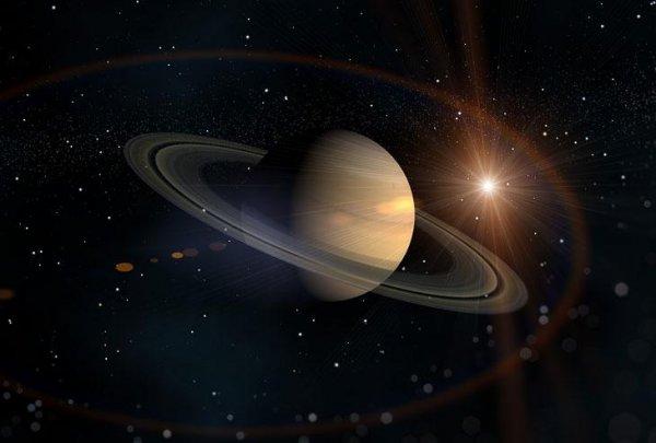 Cassini прислал уникальные снимки колец Сатурна