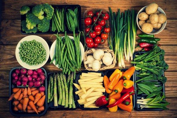 Ученые: Растительная пища снижает опасность рака груди