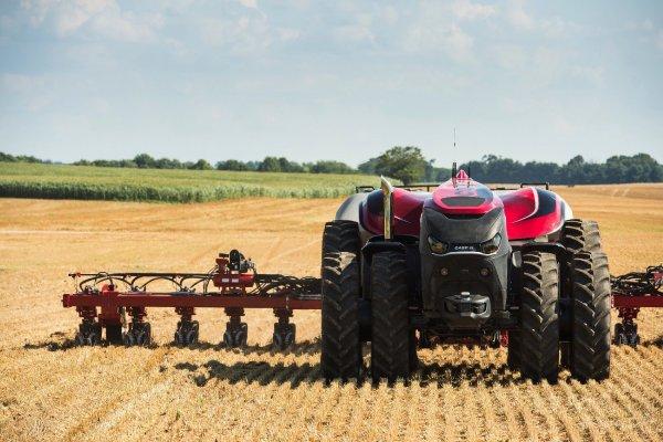 Ученые смогли вырастить и собрать урожай без участия человека