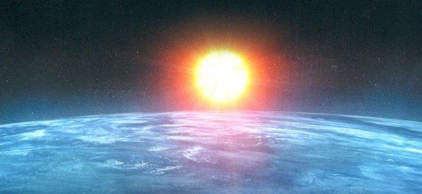 Ученые назвали Землю