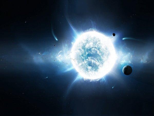 Ученые: Обнаружена планета со светящейся водой