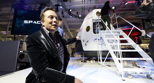 Учёный РАН считает, что проекты Маска сделают космос доступнее