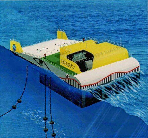 Уральские специалисты спроектировали мобильную волновую электростанцию для Арктики