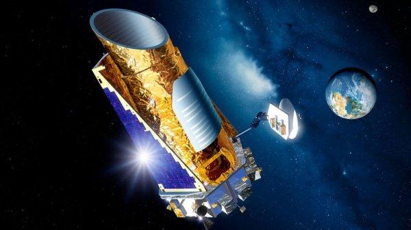 С помощью Миссии Кеплера ученые открыли три новые экзопланеты