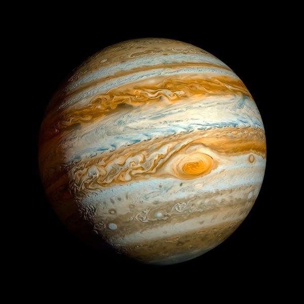Ученые предугадали, что случится с Землей после исчезновения Юпитера