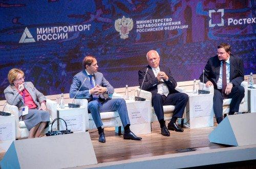 В России был представлен прибор для ускоренного заживления ран