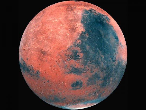 Кора Марса имеет слишком пористую структуру