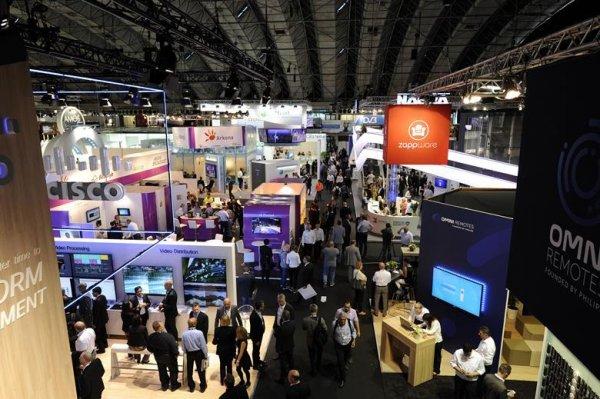 Россия на выставке в Амстердаме показала уникальный телевизионный комплекс