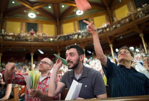 В Гарварде вручили Шнобелевскую премию: Открытия, которые заставляют задуматься