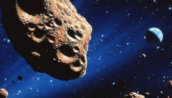 Астероид размером в 10 футбольных полей приближается к Марсу
