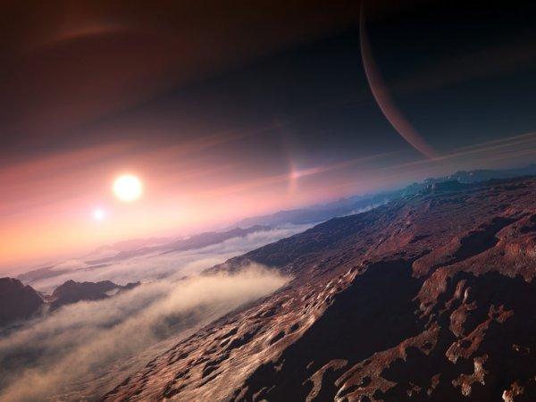 Астрономы обнаружили похожую на комету экзопланету