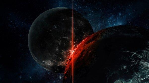 Земле в будущем грозит столкновение с Марсом