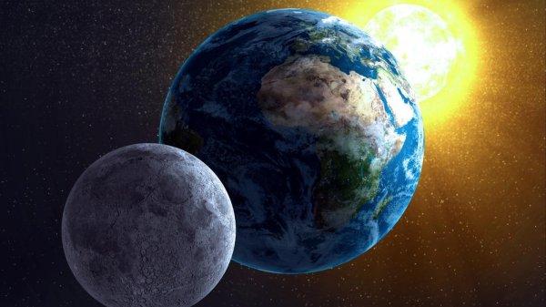 Астрономы обнаружили у Земли вторую Луну
