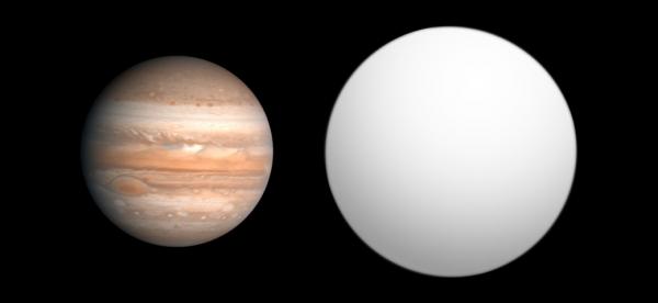 Ученые показали путь от Земли до пригодной для жизни планеты WASP-19